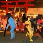 吉田神社節分祭2016の期間や時間・露店は?アクセスと抽選くじについて