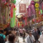 阿佐ヶ谷七夕祭り2016の日程と見所は?屋台と駐車場情報