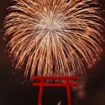 鹿嶋市花火大会2016日程と見どころは?穴場と駐車場情報