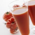 トマトジュースの美肌効能は、いつ飲むのが最適?