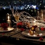クリスマスのレストラン&ホテルの予約はいつから?いつまで?