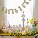 イースターの意味は?うさぎと卵を飾るのはなぜ?