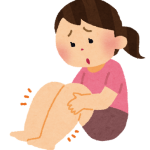 足がしびれるのは、自律神経の乱れ?病気?