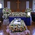 キリスト教葬儀の服装マナーと弔電文例。お悔やみの言葉を紹介